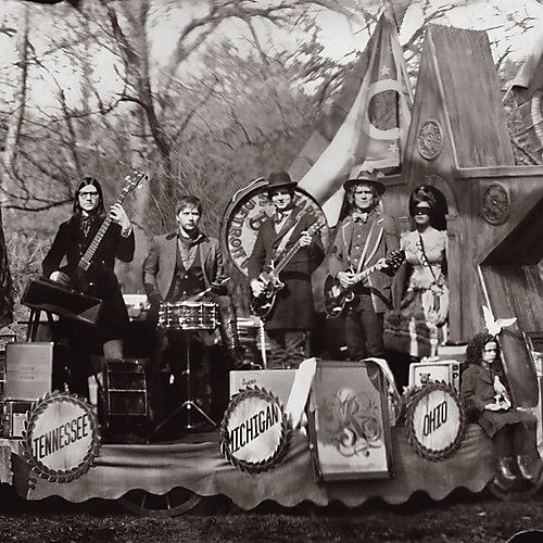 Alliance The Raconteurs - Consolers of the Lonely