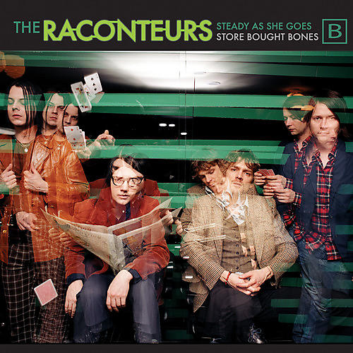 Alliance The Raconteurs - Steady As She Goes / Store Bought Bones