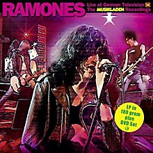 The Ramones - Live at German Television: Musikladen Recording 78
