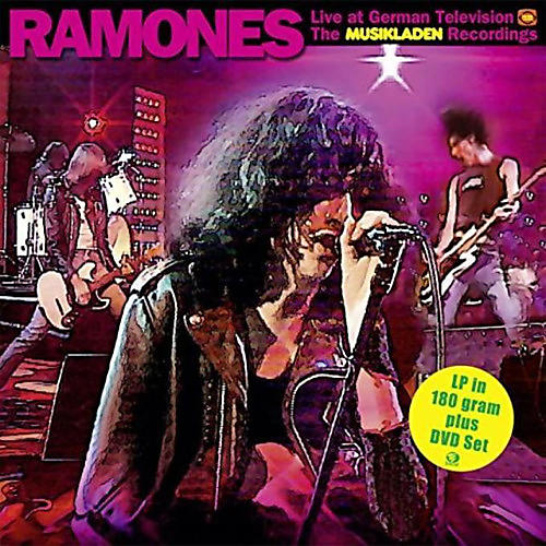 Alliance The Ramones - Live at German Television: Musikladen Recording 78