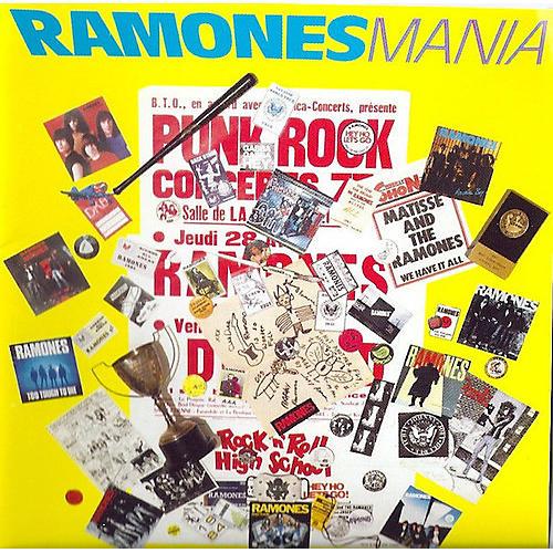 Alliance The Ramones - Ramones Mania