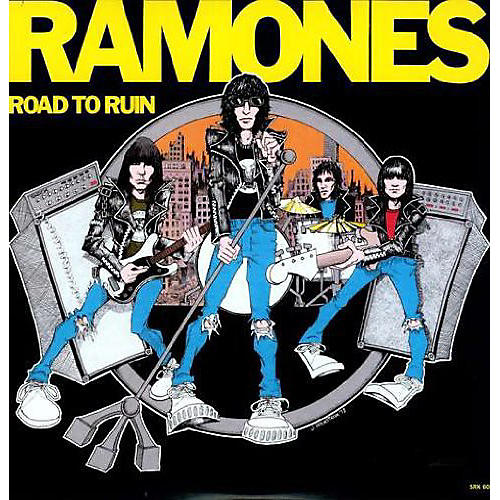 Alliance The Ramones - Road to Ruin