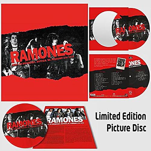 Alliance The Ramones - Wbuf Fm Broadcast Buffalo Ny February 8th 1979
