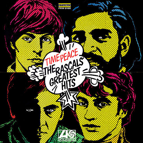 Alliance The Rascals - Time Peace: The Rascals Greatest Hits