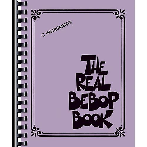 Hal Leonard The Real Bebop Book - C Edition