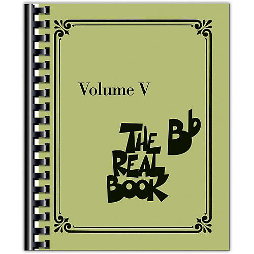 Hal Leonard The Real Book - Volume 5 (B Flat Edition)