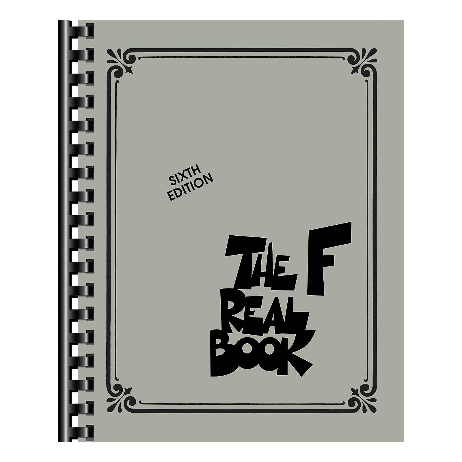 Hal Leonard The Real Book - Volume I (F Instruments)