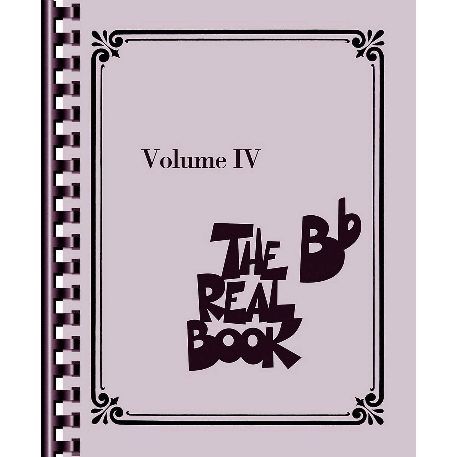 Hal Leonard The Real Book - Volume IV (B-Flat Edition)