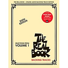 Hal Leonard The Real Book Play-Along Volume 1 (Sixth Edition) Audio Online