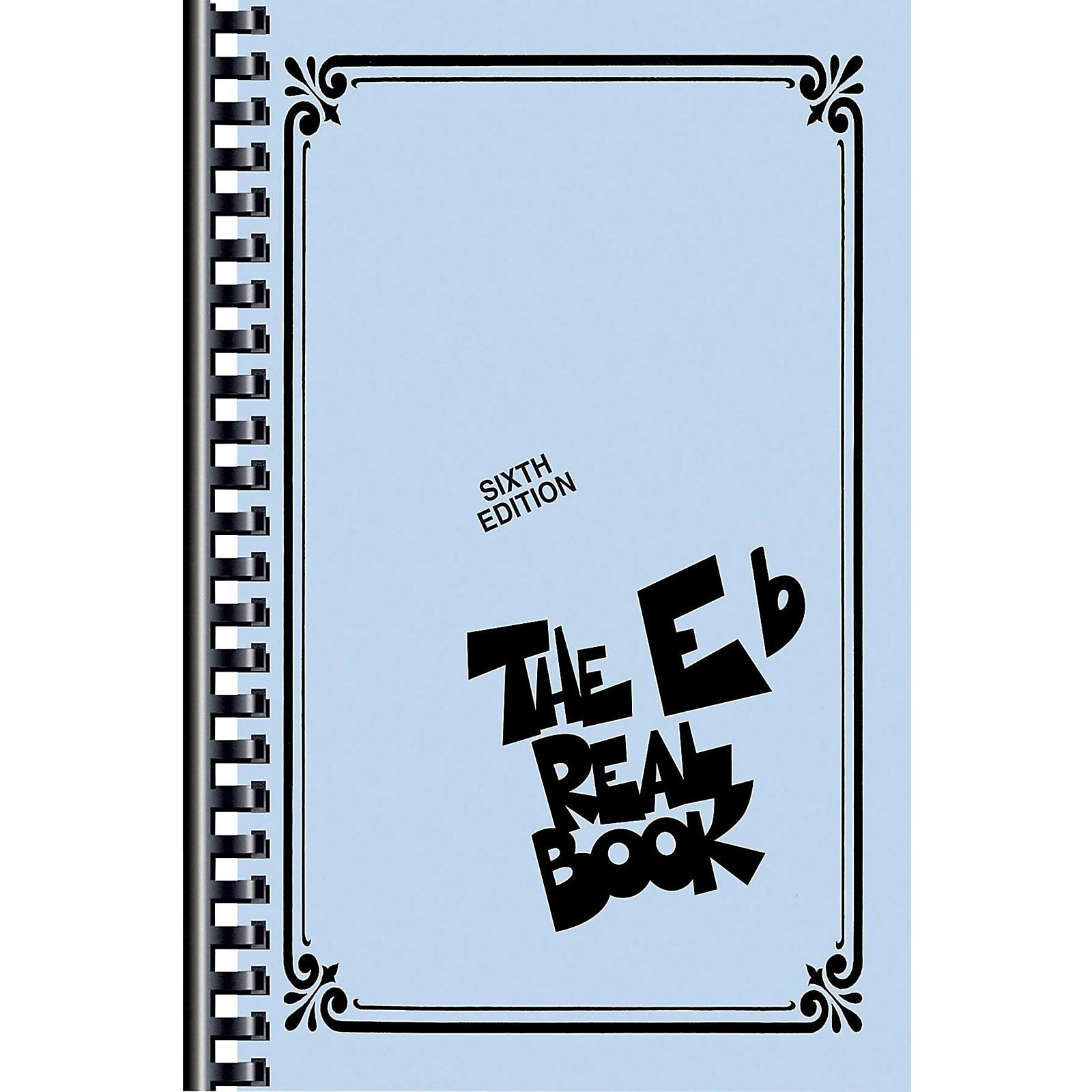Hal Leonard The Real Book Volume 1 (E-Flat Edition) - Mini Size
