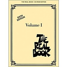 Hal Leonard The Real Book Volume I, Sixth Edition - C Instruments CD-ROM