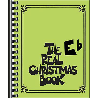 Hal Leonard The Real Christmas Book E Flat Edition