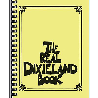 Hal Leonard The Real Dixieland Book