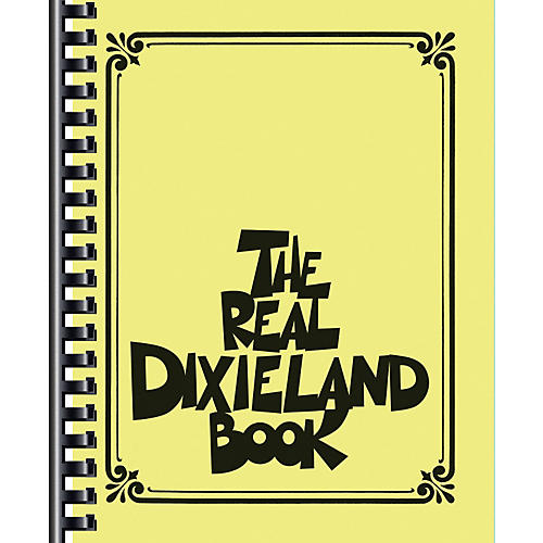 Hal Leonard The Real Dixieland Book