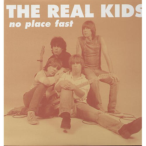 Alliance The Real Kids - No Place Fast