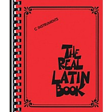 Hal Leonard The Real Latin Book - C Edition