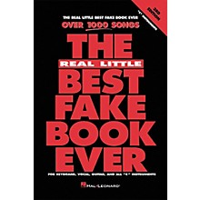 Hal Leonard The Real Little Best Fake Book Ever 3rd Edition in C