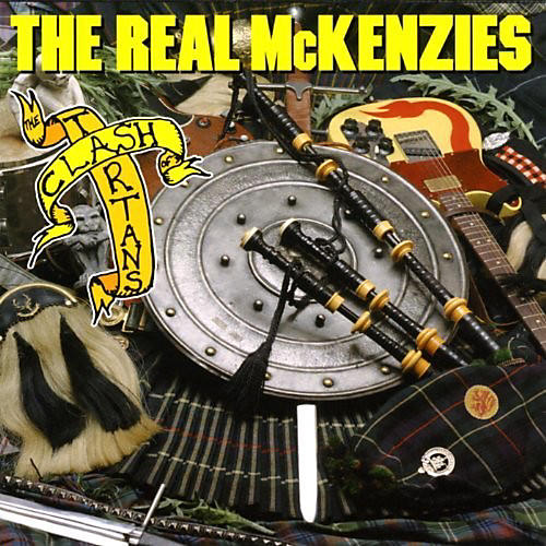 Alliance The Real McKenzies - Clash Of The Tartans