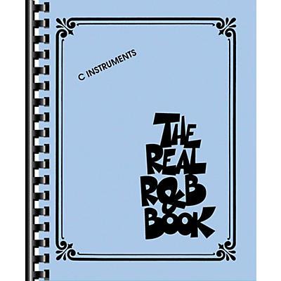 Hal Leonard The Real R&B Book - C Edition Fake Book