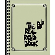 Hal Leonard The Real R&B Book (B-Flat Instruments) Fake Book