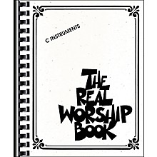 Hal Leonard The Real Worship Book - Fake Book