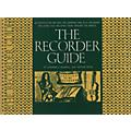 Music Sales The Recorder Guide (Oak Record Edition) Music Sales America Series Softcover Written by Johanna Kulbach thumbnail