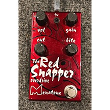 Menatone The Red Snapper Effect Pedal