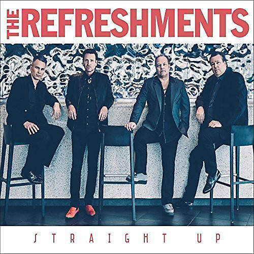 Alliance The Refreshments - Straight Up
