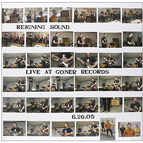 Alliance The Reigning Sound - Live at Goner Records