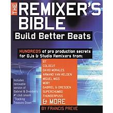 Hal Leonard The Remixer's Bible Book (Book/CD)