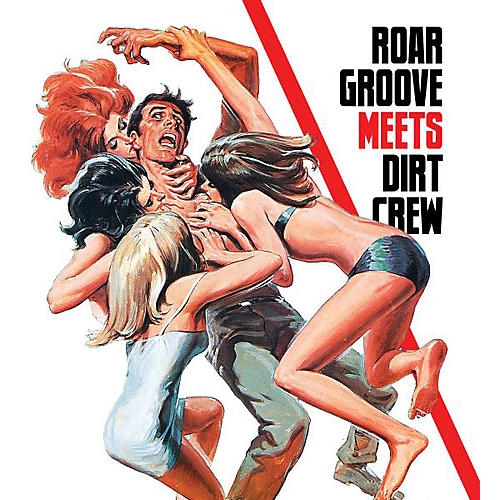 Alliance The Revenge - Roar Groove Meets Dirt Crew