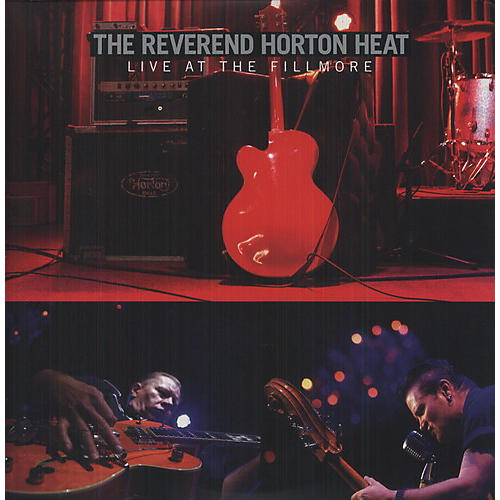 Alliance The Reverend Horton Heat - 25 to Life