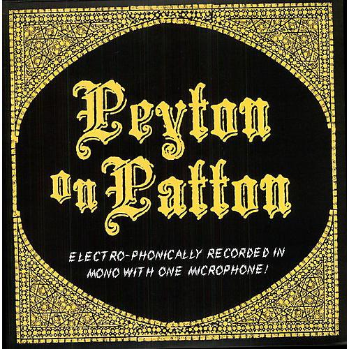 Alliance The Reverend Peyton's Big Damn Band - Peyton on Patton