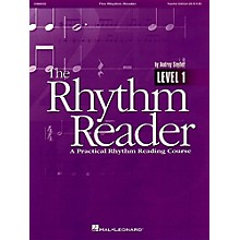 Hal Leonard The Rhythm Reader - A Practical Rhythm Reading Course Reproducible Pak