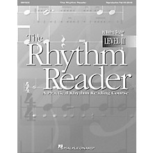 Hal Leonard The Rhythm Reader II - A Practical Rhythm Reading Course Reproducible Pak