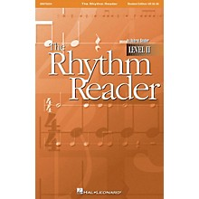Hal Leonard The Rhythm Reader II - A Practical Rhythm Reading Course Student Edition