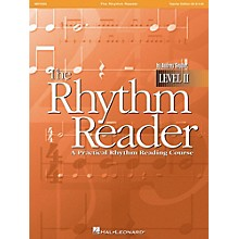 Hal Leonard The Rhythm Reader II - A Practical Rhythm Reading Course Teacher Edition