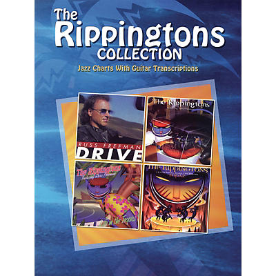 Hal Leonard The Rippingtons Collection Artist Books Series Performed by The Rippingtons