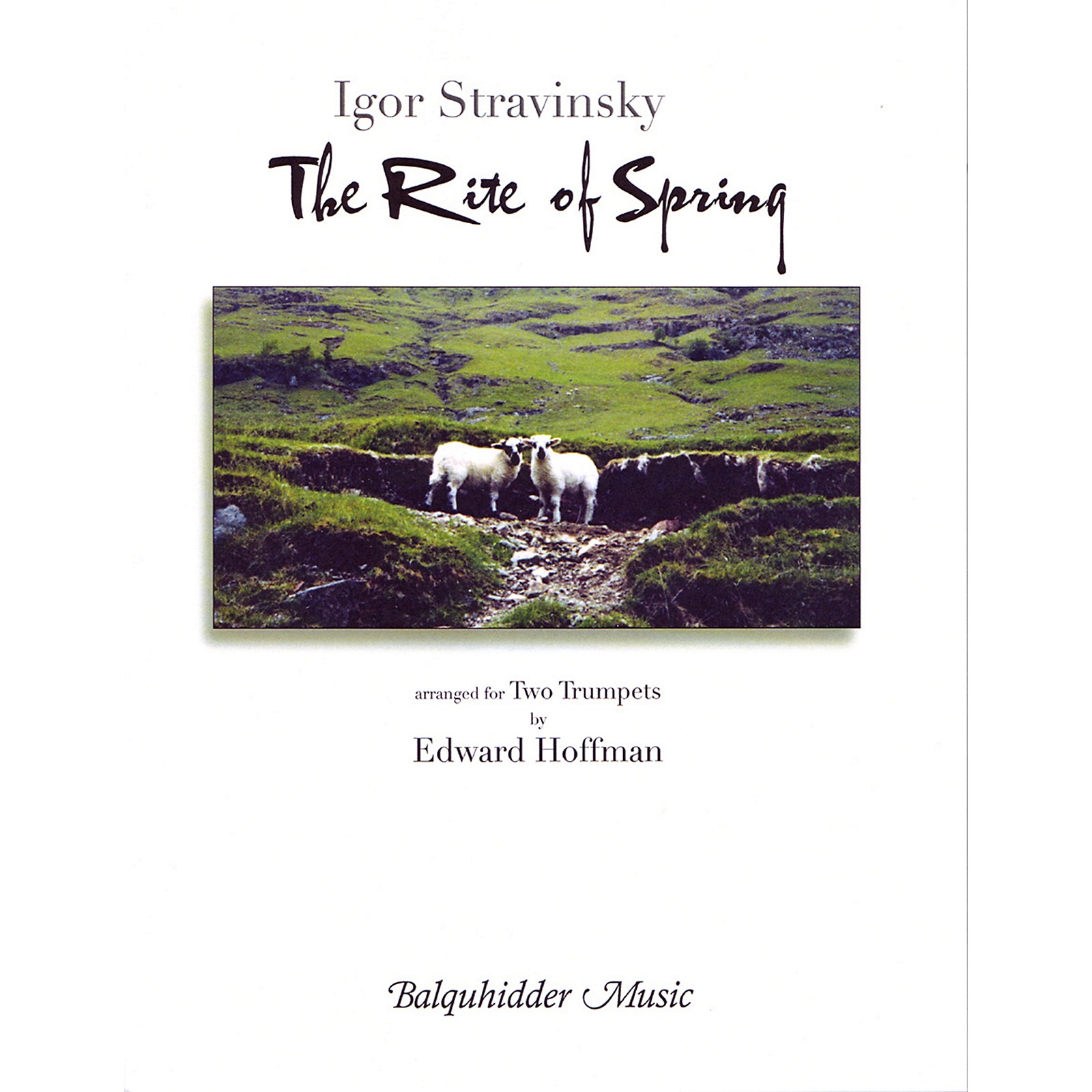Carl Fischer The Rite Of Spring Book