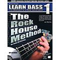 Rock House The Rock House Method - Learn Bass Guitar Book 1 (Book/CD) thumbnail