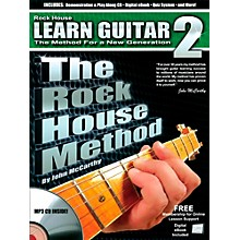 Rock House The Rock House Method - Learn Guitar Book 2 (Book/CD)