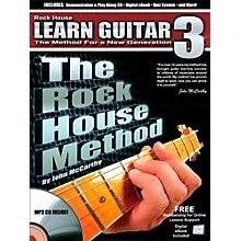 Rock House The Rock House Method - Learn Guitar Book 3 (Book/CD)