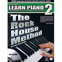 Rock House The Rock House Method - Learn Piano Book 2 (Book/CD)
