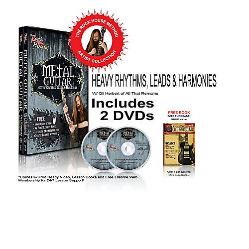 Hal Leonard The Rock House Method - Oli Herbert DVD Collection