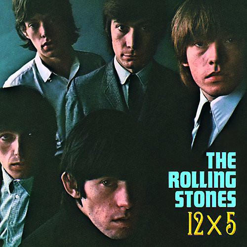 Alliance The Rolling Stones - 12 X 5
