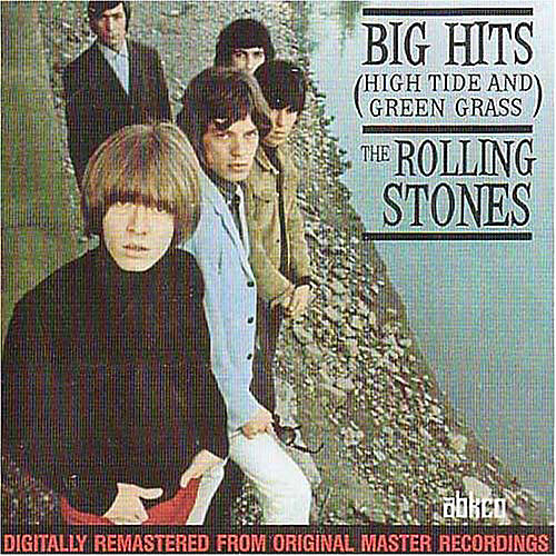 Alliance The Rolling Stones - Big Hits: High Tide & Green Grass