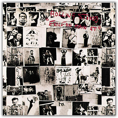 Universal Music Group The Rolling Stones - Exile On Main St. Vinyl LP