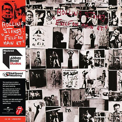 Alliance The Rolling Stones - Exile On Main Street: Half Speed Mastering