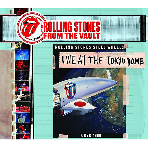 Alliance The Rolling Stones - From The Vault: Live At The Tokyo Dome 1990 [LP/DVD]