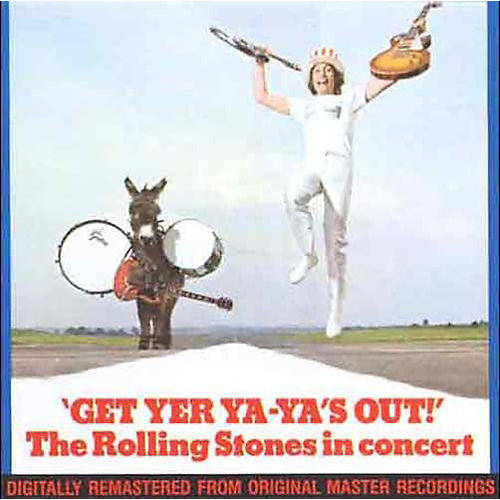 Alliance The Rolling Stones - Get Yer Ya-Ya's Out!